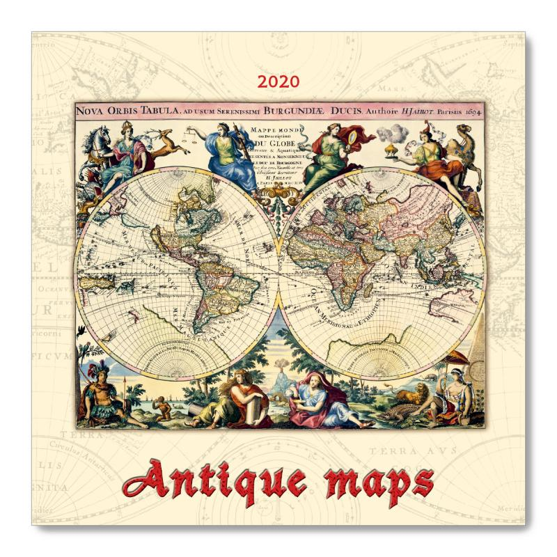 N04 Antique Maps