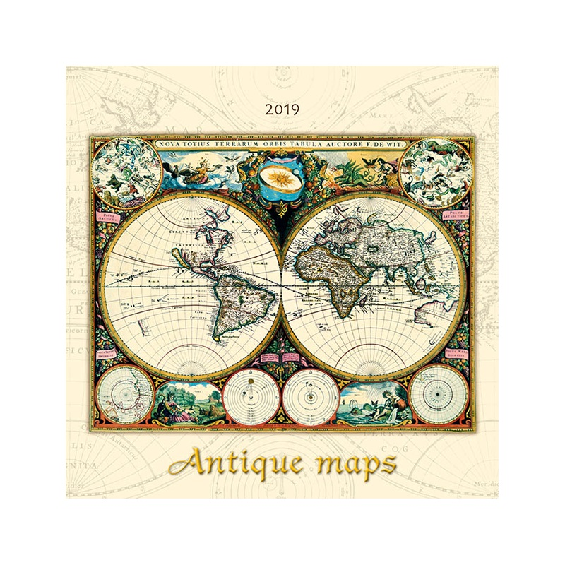 N09 Antique Maps
